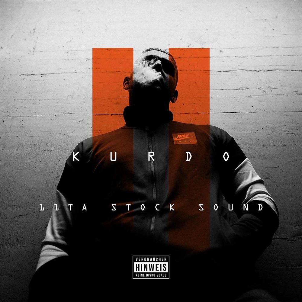 """KURDO """"11TA STOCK SOUND 2"""" ARTWORK"""