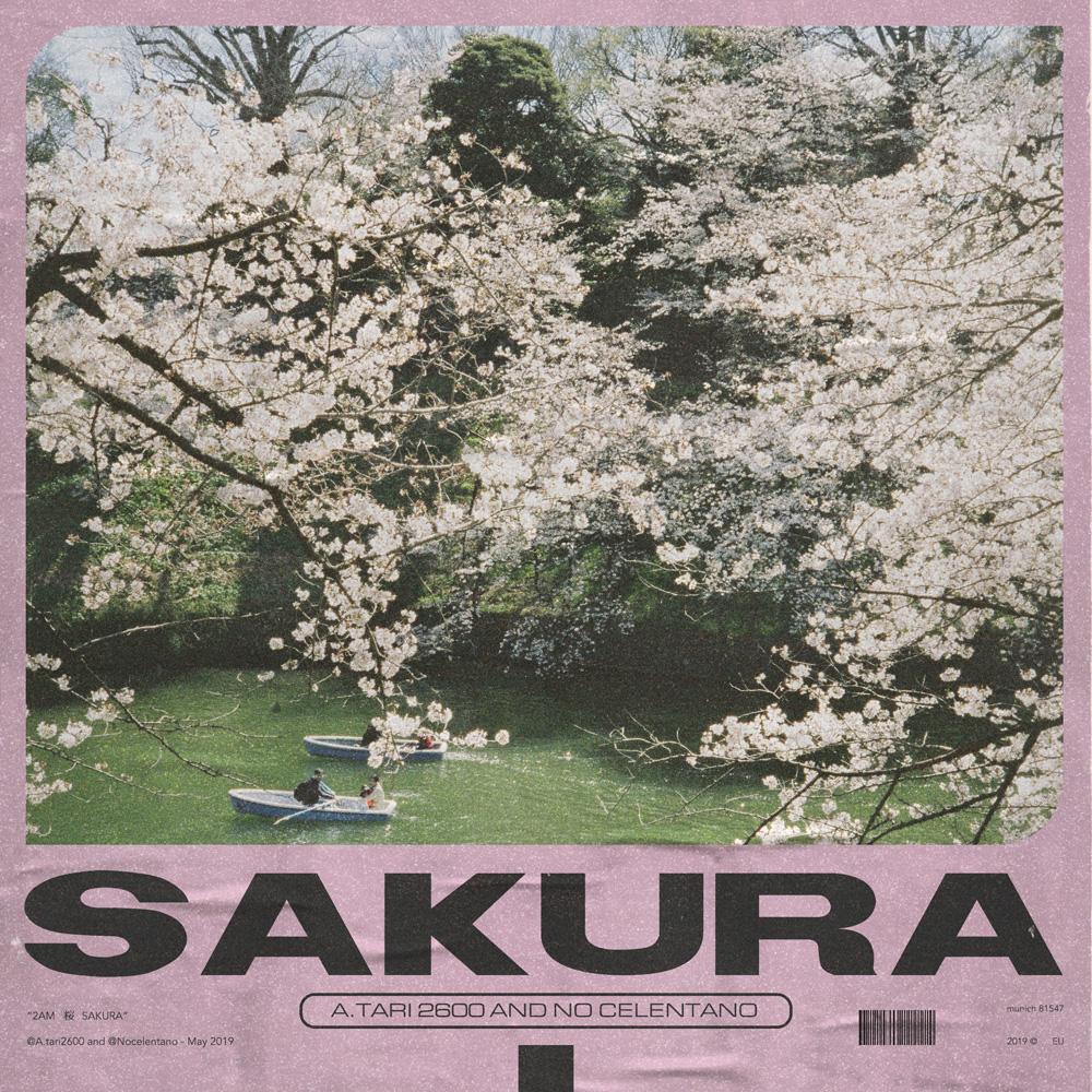 "2AM ""SAKURA"" ARTWORK"